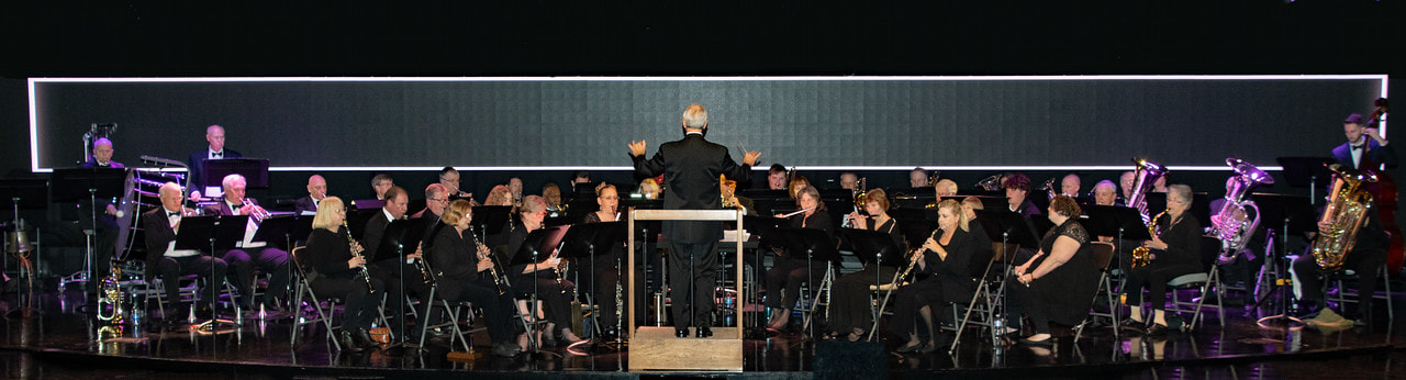 Lowcountry Wind Symphony band performance